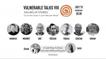 Vulnerable Talks VIII